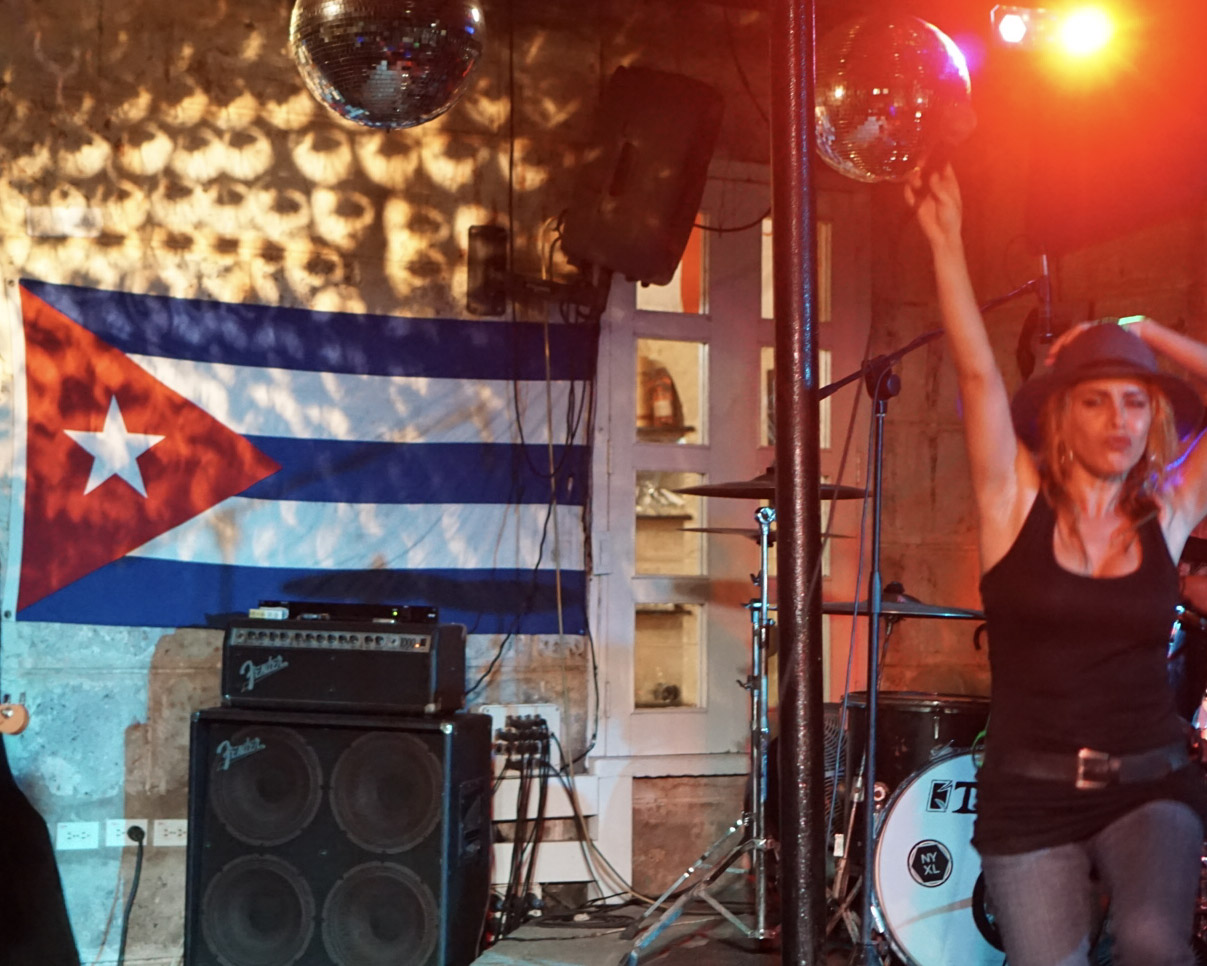 Best Nightlife in Havana includes Live Music!